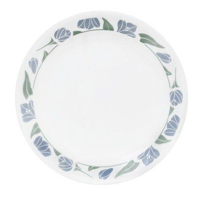 Corelle Livingware 8-1/2-Inch Luncheon Plate, Friendship by Corelle. $11.69. Dishwasher safe for long lasting patterns. Coordinate with popular corelle dinnerware patterns. Break and chip resistance for carefree durability. Microwave and oven use for versatility. Stackability for cupboard space efficiency. Corelle Livingware 8-1/2-inch Luncheon Plate, Friendship