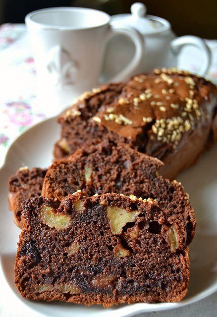 plumcake cioccomela
