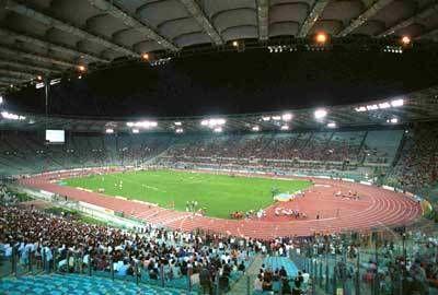 Nela, Di Carlo,Cagni eVanzina hanno parlato del match che si giocherà sabato allo stadio Olimpico tra la Roma ed il Napoli