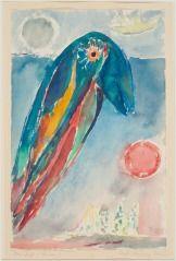 Green Bird CARL-HENNING PEDERSEN (DANISH, 1913–1993) 1951
