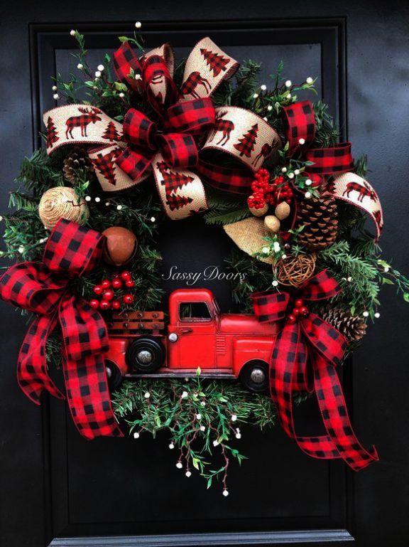 Christmas Wreaths Ideas Pinterest Considering Christmas Wreaths Johannesburg For Christmas T Homemade Christmas Wreaths Christmas Wreaths Diy Christmas Wreaths