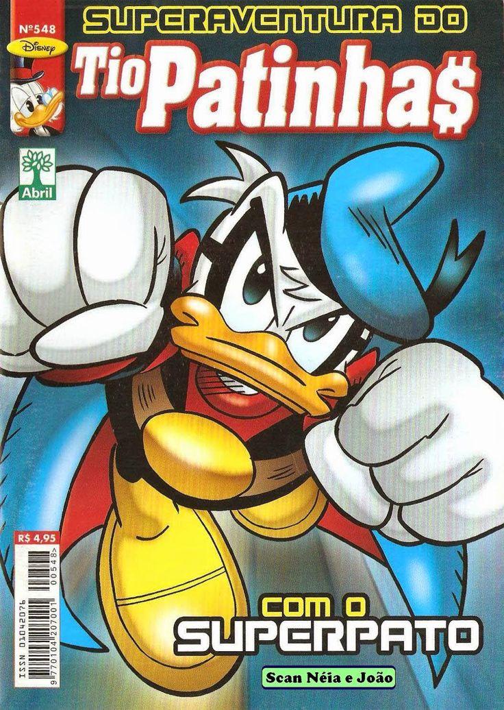 Gibis Clássicos: Tio Patinhas n° 548 - Editora Abril
