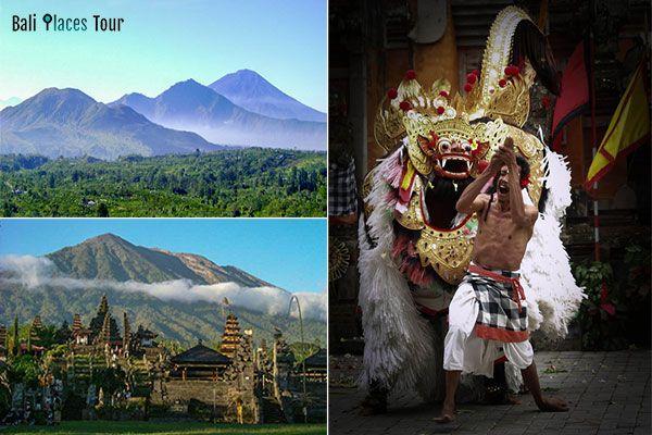 Kintamani Besakih Tour: Bali Volcano & Bali Mother Temple Tours