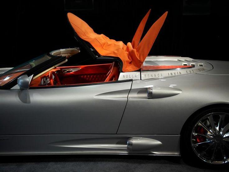 2010 Spyker C8 Aileron Spyder Image