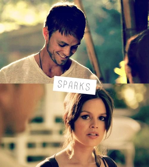 Hart of Dixie - Wade  Zoe #Zade  // They have to end up together.. they are soo cute together