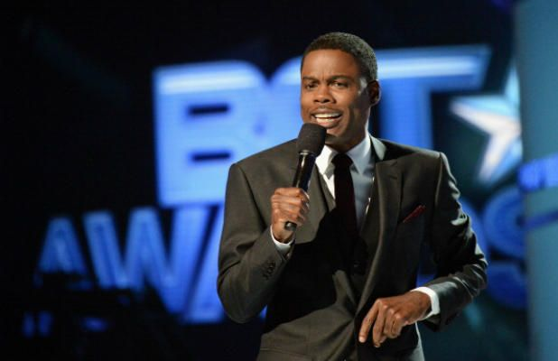 """BET Awards Host Chris Rock, a comedian welcomed everyone to the 2014 BET Awards his jokes ranged from the """"The Black World Cup,"""" black entertainment with 2014's biggest music stores, Solange Knowles elevator incident with brother-in-law Jay-Z, Dr. Dre receiving $3 billion for selling Beats by Dre to Apple, Scandal series joke, skewers Donald Sterling, and a Kevin Hart joke about movies.  Everyone enjoyed the humor Chris brought to the awards ceremony."""