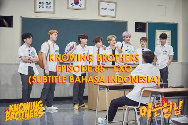 Nonton streaming online & download Knowing Brothers