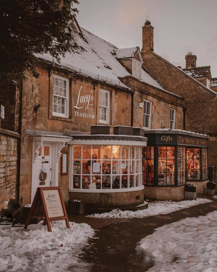 """Love GREAT Britain (@lovegreatbritain) on Instagram: """"Time for tea? Head to Lucy's Tearoom in the centre of Stow-on-the-Wold. It's a family run hidden…"""""""