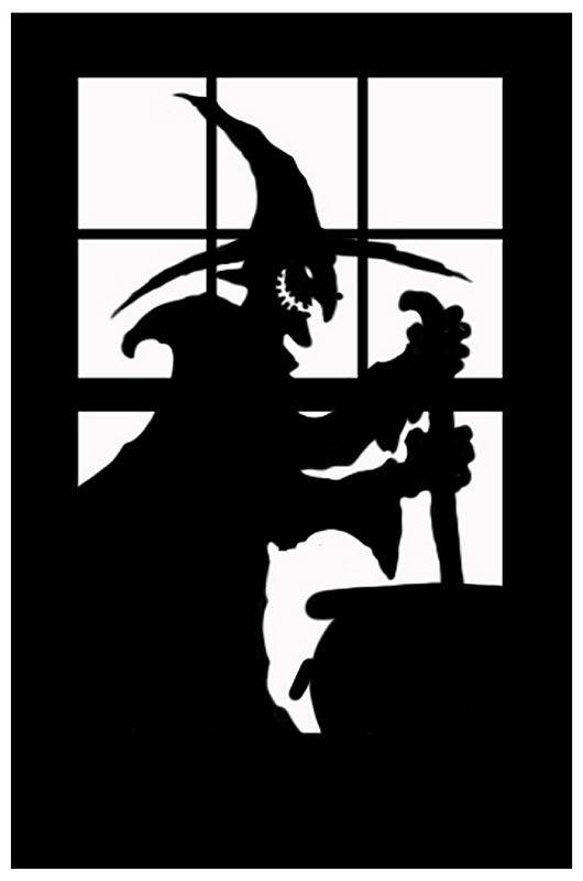 44 best Halloween images on Pinterest Halloween prop, Halloween - halloween window decorations