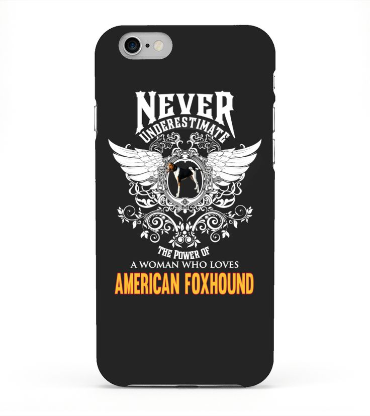 American Foxhound Phone Cases