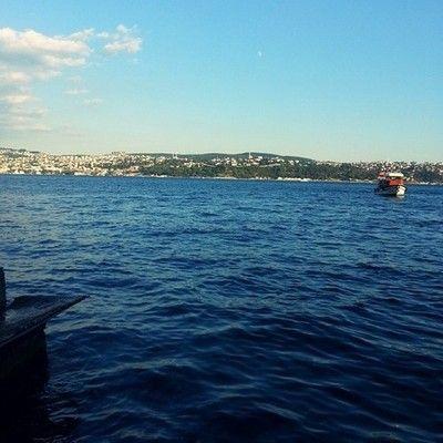 Istanbul boğazı #bosphorus