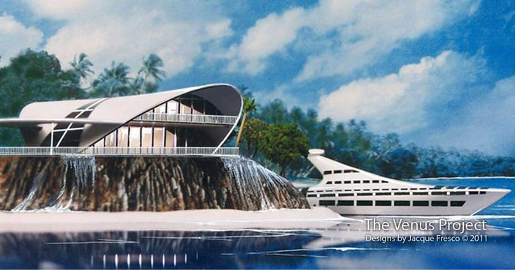 The venus project houses designs