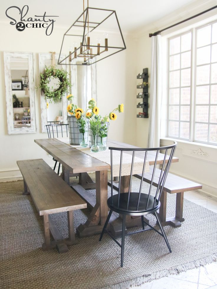 farmhouse dining tables dinning table farm tables farmhouse table with