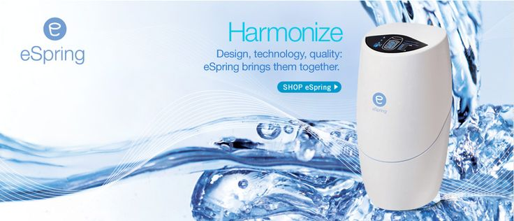Give eSpring Water Purifier and Water Treatment as a gift