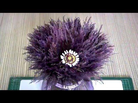 Видео мастер-класс: делаем хризантему из холодного фарфора - Ярмарка Мастеров - ручная работа, handmade