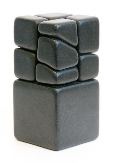Nico Kok - Double cube 2