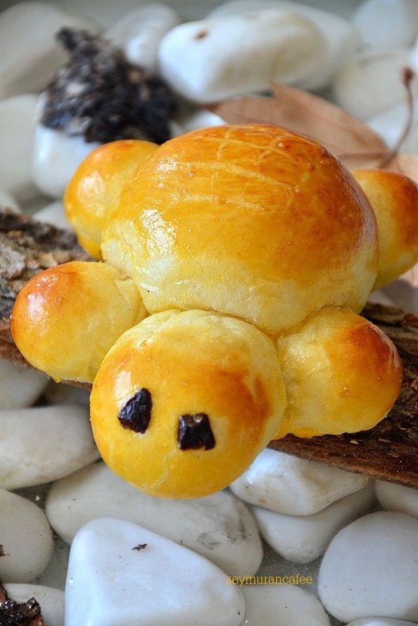 kaplumbağa poğaça çocuklara doğum günü fikirleri,değişik poğaça tarifi,şekilli poğaça http://www.zeymurancafee.com/kaplumbaga-pogaca/