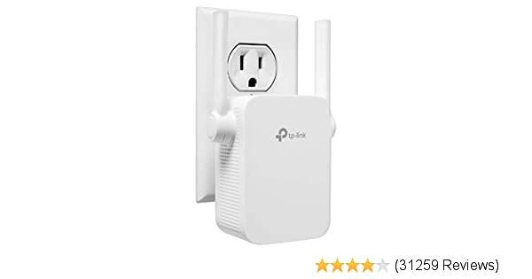 Tp Link N300 Wifi Extender Covers Up To 800 Sq Ft Wifi Range Extender Supports Up To 300mbps Speed In 2020 Signal Boosters Tp Link Wifi Extender