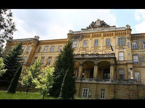 A Lipótmezei Elmegyógyintézet (O.P.N.I.) - Szellemvárosok Magyarországon