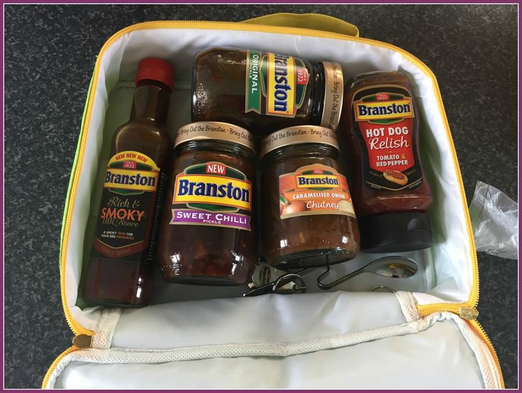 Branston Pickle Range