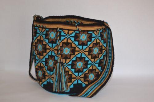 Wayuu Mochila Shoulder Bags Susu Kanaas Drawing Collection 2013 | eBay 95.99
