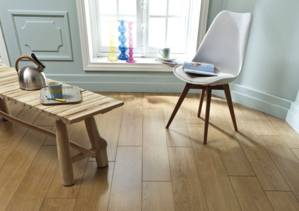 Parquet chene naturel Essentiel-Saint Maclou