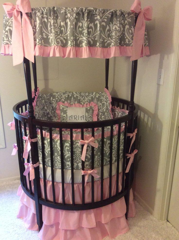 Gray Crib Sheets