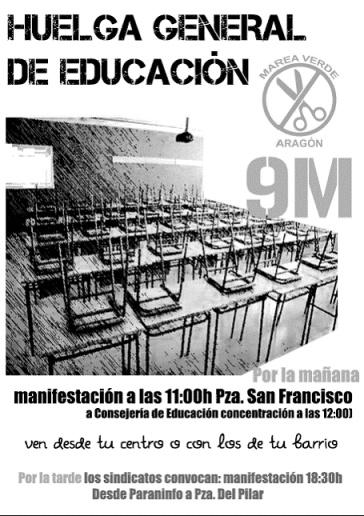 Huelga General de Educación