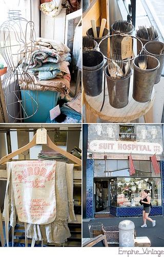 Empire Vintage Shop Tour - Photos: Jillian Leiboff