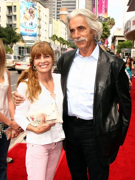 "Sam Elliott and Katherine Ross - Premiere Of Paramount Pictures' ""Barnyard"" - Arrivals"