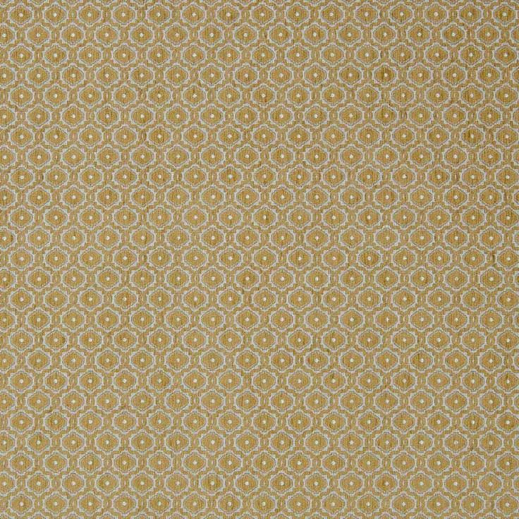 Warwick Fabrics : ZIRA, Colour GOLD