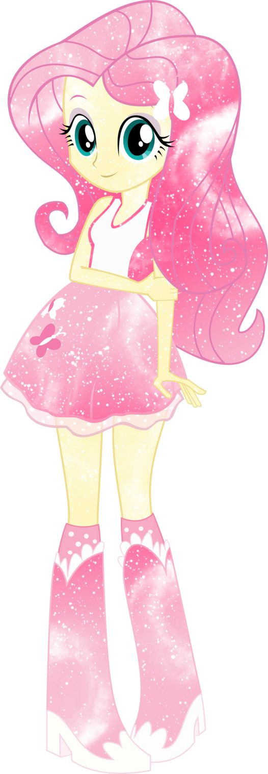 Galaxy EG Fluttershy by DigitBrony on DeviantArt