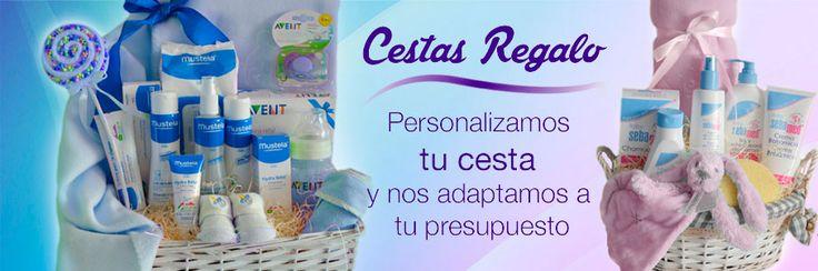 ¿No sabes que regalar? Prueba con una cesta de productos de parafarmacia y sorprénde!!! http://www.farmaciapalomeque.es/