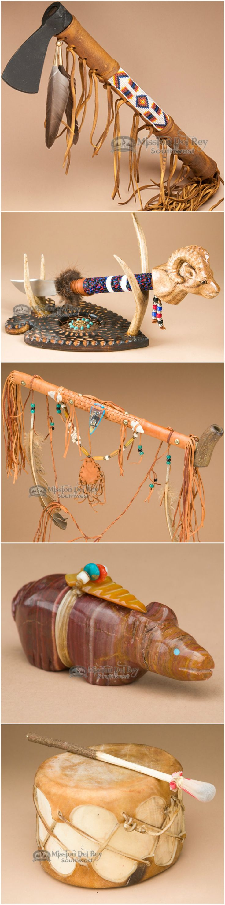 Authentic Native American Handcrafts And Artifacts At Http Www Missiondelrey Com