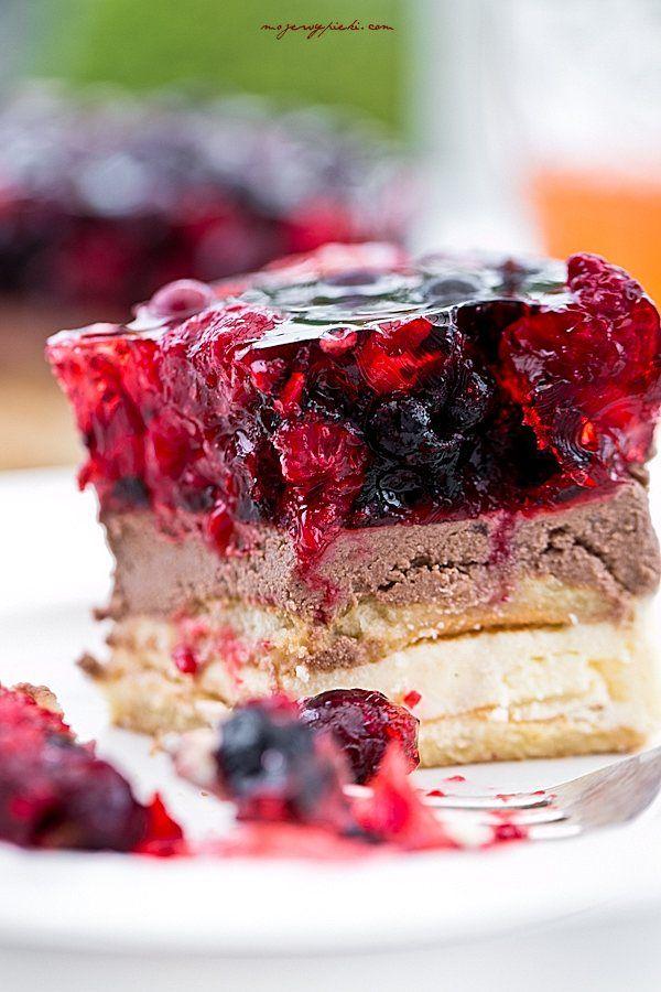 Moje Wypieki | Ciasto lodowiec