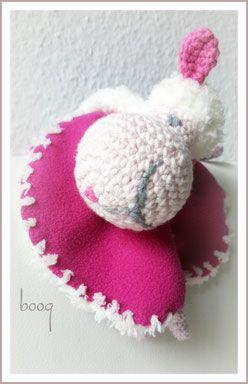 Kombigurumi - amigurumi + polar (horgolt bárány crochet sheep häkeln lamm)