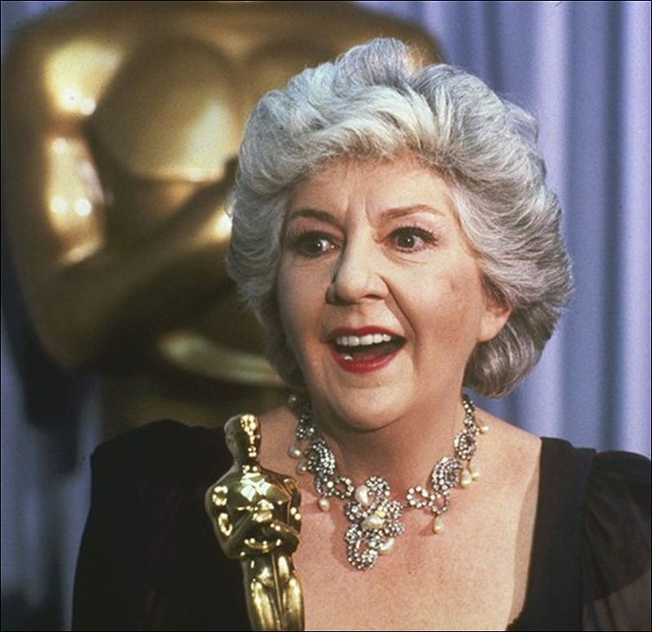 """Maureen Stapleton - Best Supporting Actress Oscar for """"Reds"""" 1981"""