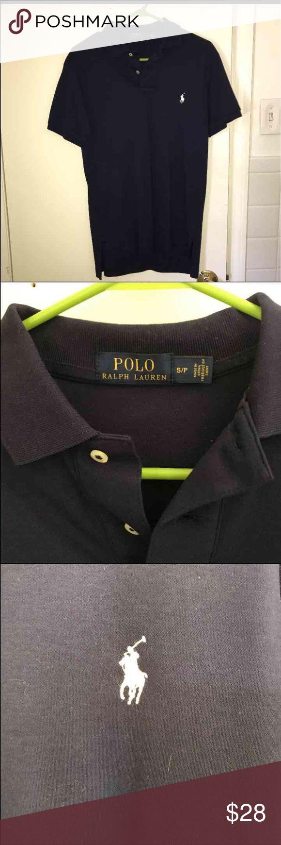 MENS POLO RALPH LAUREN SHIRT 😍 Brand new never worn polo men's shirt!! Navy color not black 😊 Polo by Ralph Lauren Shirts Polos