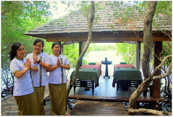 Best treatments by our spa therapists to rejuvenate with marvelous view at our Mangrove Spa