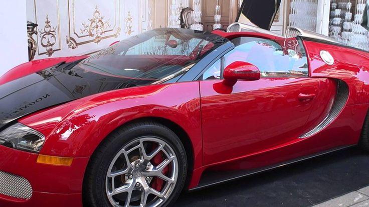 Bugatti 3b Side View