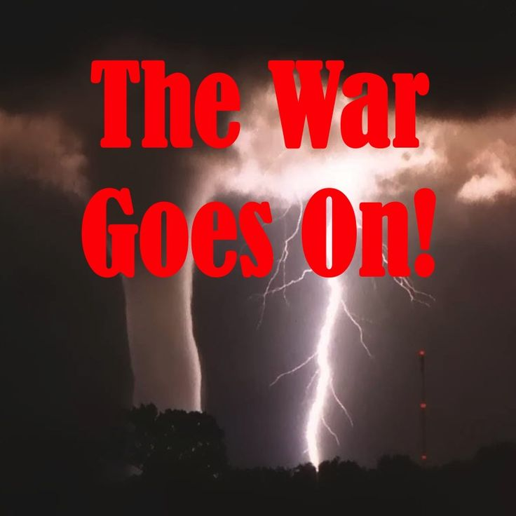 """THE WAR GOES ON  We live in a time of """"wars and rumors of wars"""" (D&C 45:26).   The war that began in heaven continues to this day.  In fact, the battle is heating up as the Saints prepare for the return of the Savior.  The good news is:   The armies of God are larger than the armies of Lucifer.   MORE: https://www.lds.org/ensign/2017/04/the-war-goes-on?lang=eng"""