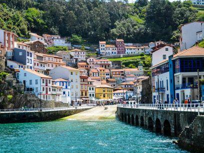 Asturias. Cudillero Más