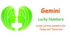Gemini Lucky Lottery Numbers. Need some lotto number suggestions Gemini. Here you can find your Daily Lucky Numbers Gemini for Today and Tomorrow.