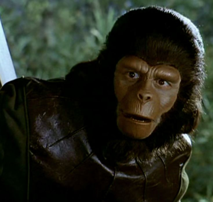 Planet Of The Apes Galen Tv Series With Images Planet Of