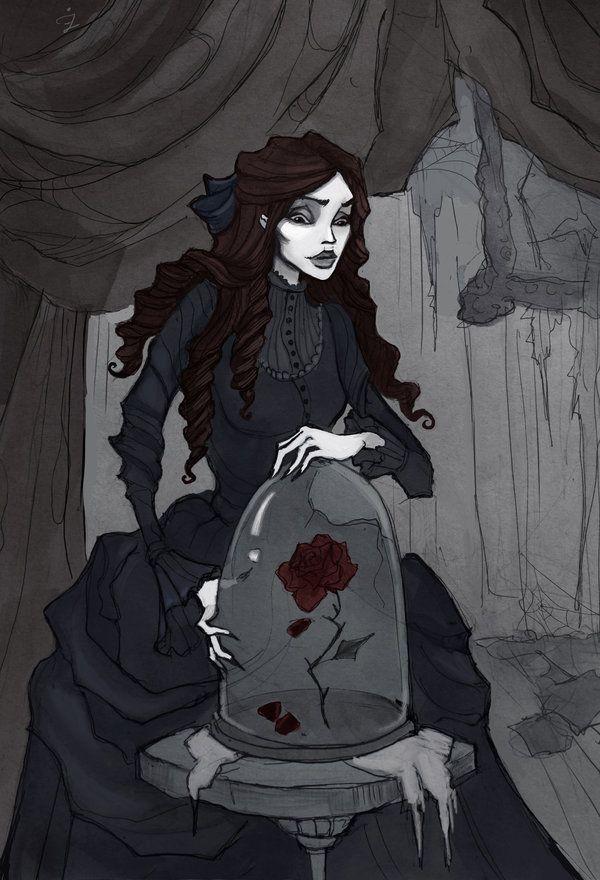Belle by IrenHorrors.deviantart.com on @deviantART