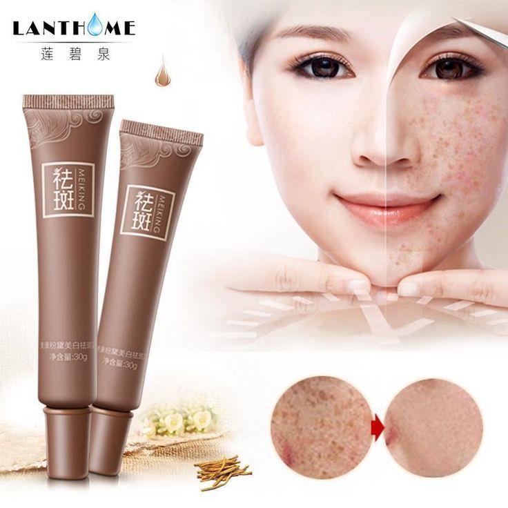 Dark Age Spot Corrector Skin Whitening Face Lightening Cream Blemish Removal 50g #Firstsun