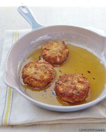 Zesty Crab Cakes Recipe