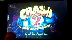 como descargar crash bandicoot 3 para emulador epsxe en android por mega - YouTube