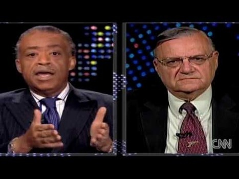 Sheriff Joe Arpaio vs. Al Sharpton OBAMA PAID  5 MILLION TO Seal his records!! and why is that? you only do that if you have something to hide!