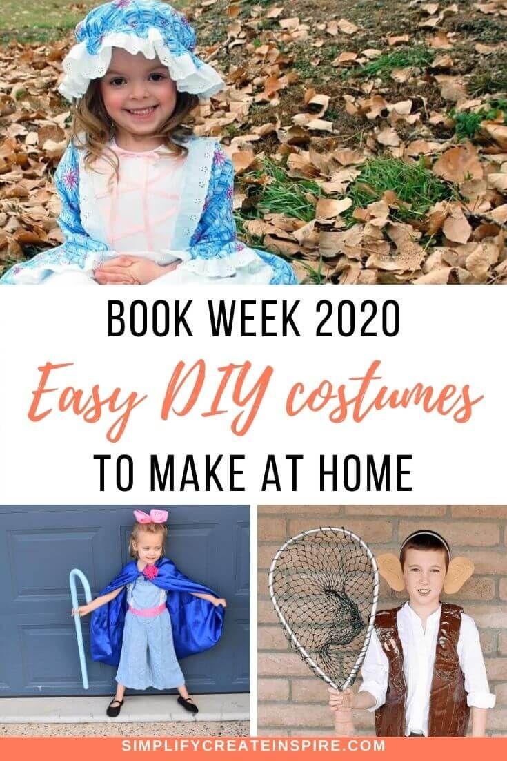 49 Simple Book Week Costume Ideas For 2020 Book Week Costume Easy Book Week Costumes Book Week